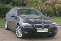 Used BMW 525d 5 Series Saloon SE 4dr Step Auto