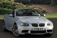 Used BMW M3 Convertible V8