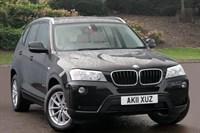 Used BMW X3 TD xDrive20d SE (184 BHP)