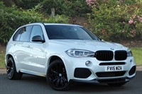 Used BMW X5 Estate xDrive30d M Sport 5dr Auto (7 Seat)