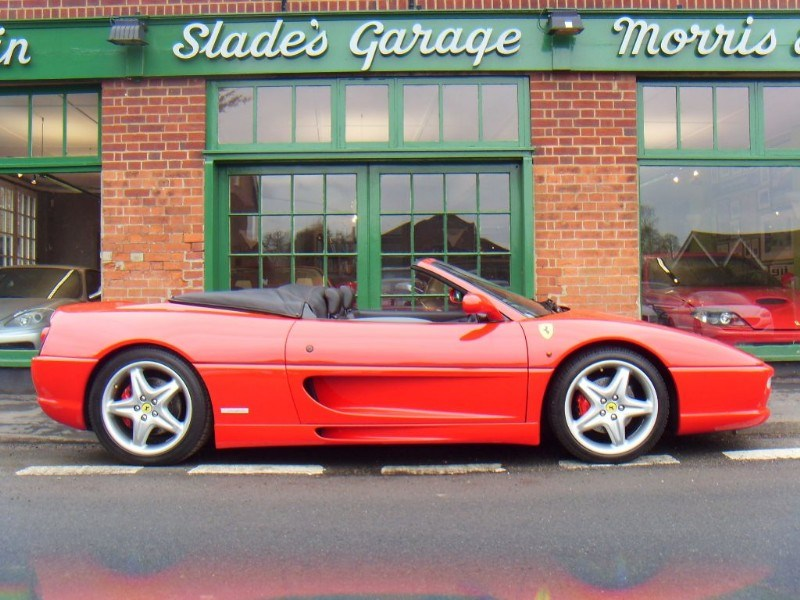 Ferrari F355 Spider F1 For Sale Penn Buckinghamshire