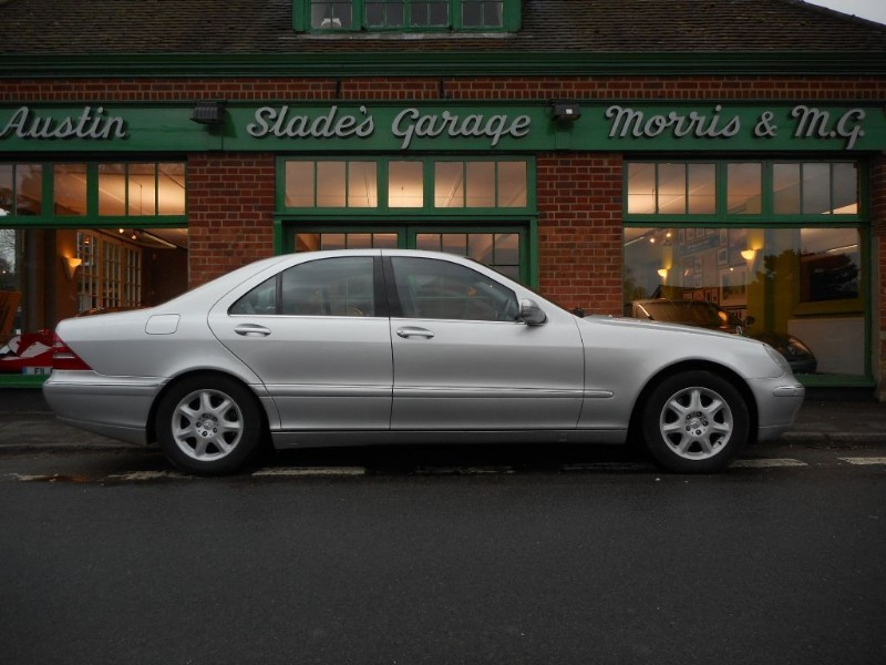 Mercedes s class s320automatic 1 owner fmbsh for sale for Mercedes benz s550 for sale by owner