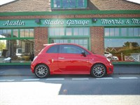 Used Abarth 695 Tributo Hatchback