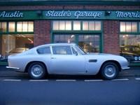 Used Aston Martin DB6 Vantage Manual