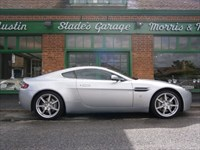 Used Aston Martin Vantage V8 Coupe Manual