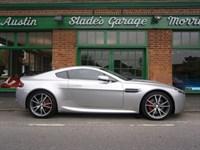 Used Aston Martin Vantage V8 Coupe Manual