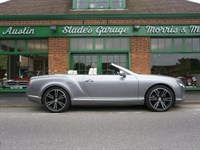 Used Bentley Continental GTC Mulliner Specification
