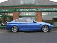 Used BMW M5 Saloon DCT