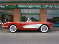 Used Chevrolet Corvette Convertible