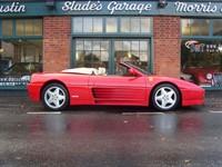 Used Ferrari 348 Spider RHD