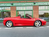 Used Ferrari 360 Spider F1