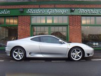 Used Ferrari 360 Modena F1 LHD 3,000 Miles Only