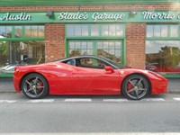 Used Ferrari 458 ITALIA DCT