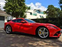 Used Ferrari F12 Berlinetta AB