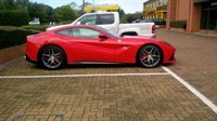 Used Ferrari F12 Berlinetta AB
