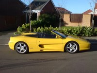Used Ferrari F355 Spider Manual