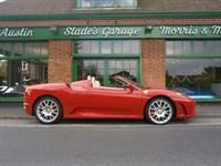 Used Ferrari F430 Spider F1