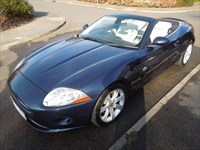 Used Jaguar XK CONVERTIBLE
