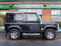 Used Land Rover Defender 90 SVX SWB Automatic 6 Seats