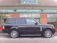 Used Land Rover Range Rover V8 Supercharge Autobiography