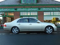 Used Lexus LS 430 Saloon Automatic