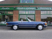 Used Mercedes 300SL Convertible