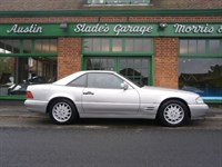 Used Mercedes SL320 Convertible