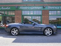 Used Mercedes SL350 SL