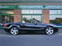 Used Mercedes SL350 Automatic