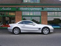 Used Mercedes SL500 SL500