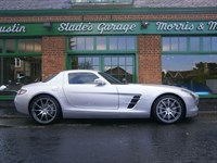 Used Mercedes SLS Coupe Gullwing