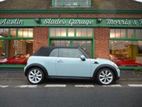 Used MINI Convertible COOPER D Chili Pack
