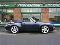 Used Porsche 911 Carrera Convertible Tiptronic