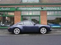Used Porsche 911 TARGA TIPTRONIC S