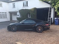 Used Porsche 911 Turbo 991 PDK Convertible
