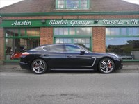 Used Porsche Panamera TURBO PDK