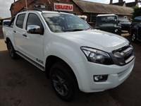 Car of the week - Isuzu D-Max Blade Double Cab Pickup - Only £24,715 + VAT