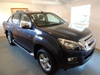 Car of the week - Isuzu D-Max Yukon Double Cab Pickup - Only £20,995 + VAT