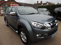 Car of the week - Isuzu D-Max Yukon Vision Double Cab Pickup - Only £20,500 + VAT