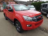 Car of the week - Isuzu D-Max Fury Special Edition - Only £19,999 + VAT