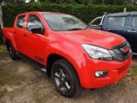 Car of the week - Isuzu D-Max Fury Automatic Double Cab Pickup - Only £20,714 + VAT