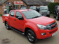 Car of the week - Isuzu D-Max FURY Double Cab Pickup - Only £18,995 + VAT