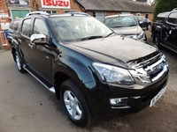 Car of the week - Isuzu D-Max TD UTAH DCB - Only £19,995 + VAT