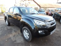 Car of the week - Isuzu D-Max EIGER D/C INTERCOOLER TD - Only £15,995 + VAT