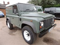 Car of the week - Land Rover Defender 90 HARD TOP SWB - Only £11,000 + VAT