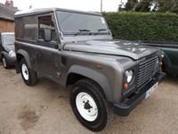 Car of the week - Land Rover Defender 90 TD HARD TOP - Only £13,995 + VAT