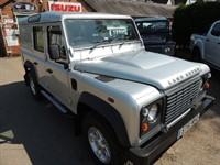 Car of the week - Land Rover Defender 110 TD UTILITY WAGON - Only £18,995 + VAT