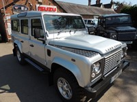 Car of the week - Land Rover Defender 110 TD COUNTY STATION WAGON - Only £23,995