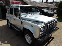 Car of the week - Land Rover Defender 110 TD COUNTY STATION WAGON - Only £22,495
