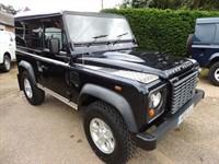 Car of the week - Land Rover Defender 90 TD HARD TOP - Only £17,495 + VAT